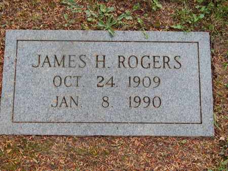 ROGERS, JAMES H - Knox County, Tennessee | JAMES H ROGERS - Tennessee Gravestone Photos