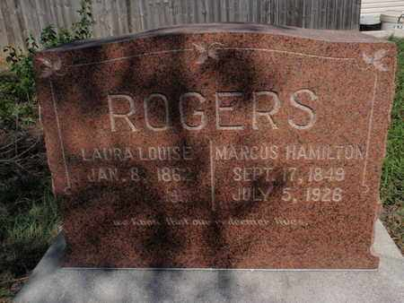 ROGERS, LAURA LOUISE - Knox County, Tennessee | LAURA LOUISE ROGERS - Tennessee Gravestone Photos