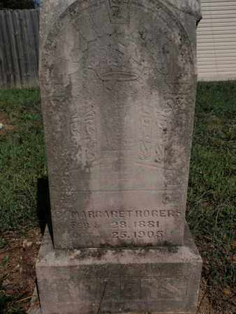 ROGERS, MARGARET - Knox County, Tennessee | MARGARET ROGERS - Tennessee Gravestone Photos