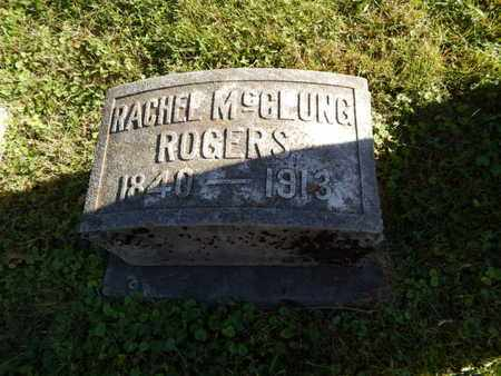 ROGERS, RACHEL - Knox County, Tennessee | RACHEL ROGERS - Tennessee Gravestone Photos