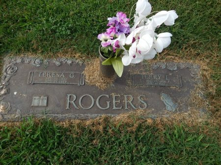 ROGERS, TERESA AND TERRY - Knox County, Tennessee | TERESA AND TERRY ROGERS - Tennessee Gravestone Photos