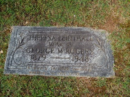 ROGERS, THERESA - Knox County, Tennessee   THERESA ROGERS - Tennessee Gravestone Photos