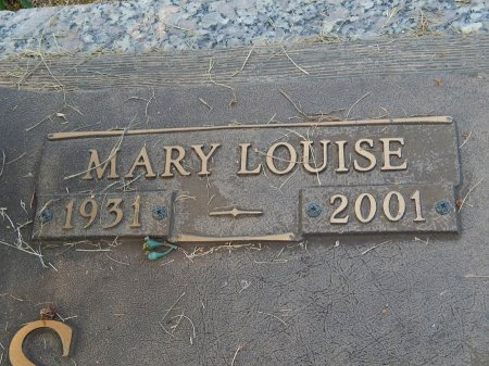 SANDS, MARY LOUISE - Knox County, Tennessee   MARY LOUISE SANDS - Tennessee Gravestone Photos