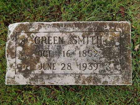 SMITH, GREEN - Knox County, Tennessee | GREEN SMITH - Tennessee Gravestone Photos
