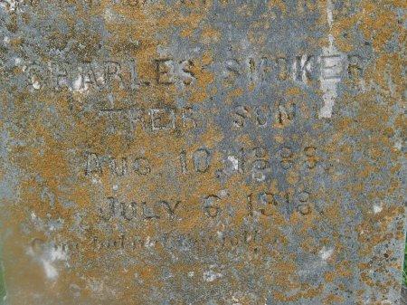 SMOKER, CHARLES - Knox County, Tennessee | CHARLES SMOKER - Tennessee Gravestone Photos