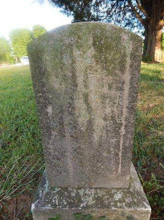SMOKER, OSWALD AQUILLA - Knox County, Tennessee   OSWALD AQUILLA SMOKER - Tennessee Gravestone Photos