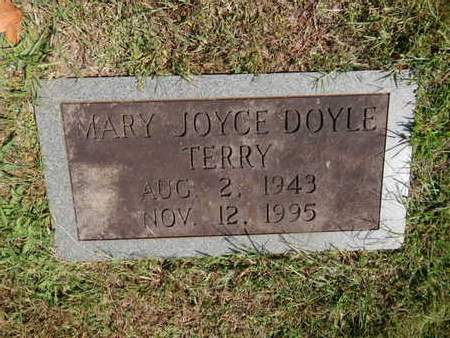 TERRY, MARY JOYCE - Knox County, Tennessee | MARY JOYCE TERRY - Tennessee Gravestone Photos