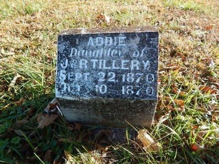 TILLERY, ADDIE - Knox County, Tennessee | ADDIE TILLERY - Tennessee Gravestone Photos