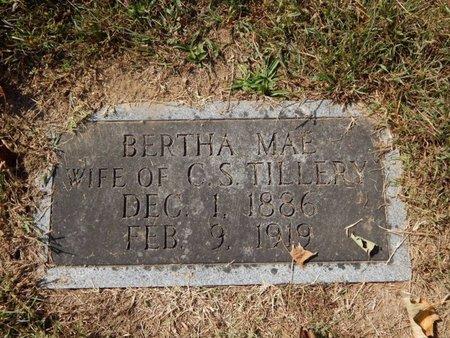 TILLERY, BERTHA MAE - Knox County, Tennessee | BERTHA MAE TILLERY - Tennessee Gravestone Photos