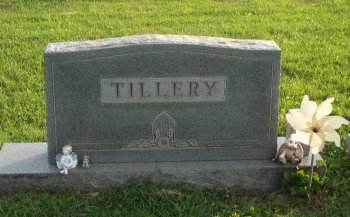 TILLERY, FAMILY MARKER - Knox County, Tennessee | FAMILY MARKER TILLERY - Tennessee Gravestone Photos