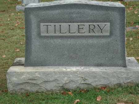 TILLERY, FAMILY STONE - Knox County, Tennessee | FAMILY STONE TILLERY - Tennessee Gravestone Photos