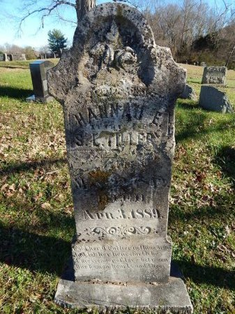 TILLERY, HANNAH ELIZABETH - Knox County, Tennessee | HANNAH ELIZABETH TILLERY - Tennessee Gravestone Photos