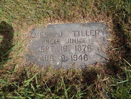 TILLERY, JAMES J - Knox County, Tennessee | JAMES J TILLERY - Tennessee Gravestone Photos