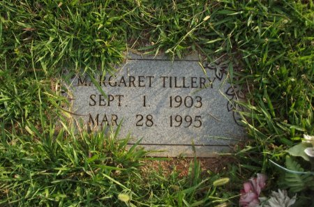 TILLERY, MARGARET - Knox County, Tennessee | MARGARET TILLERY - Tennessee Gravestone Photos
