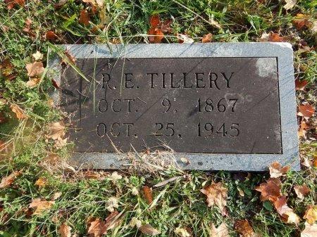 TILLERY, R E - Knox County, Tennessee   R E TILLERY - Tennessee Gravestone Photos