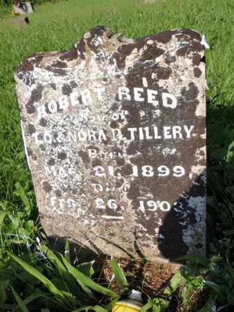 TILLERY, ROBERT REED - Knox County, Tennessee | ROBERT REED TILLERY - Tennessee Gravestone Photos