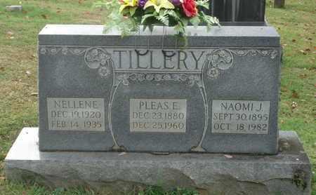 TILLERY, NAOMI J - Knox County, Tennessee | NAOMI J TILLERY - Tennessee Gravestone Photos