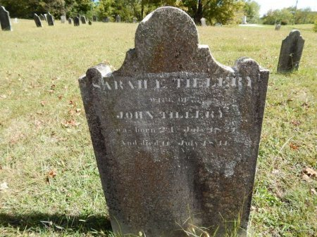 TILLERY, SARAH E - Knox County, Tennessee   SARAH E TILLERY - Tennessee Gravestone Photos