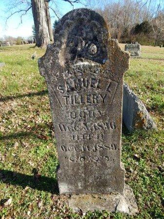 TILLERY, SAMUEL L - Knox County, Tennessee | SAMUEL L TILLERY - Tennessee Gravestone Photos