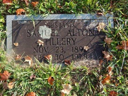 TILLERY, SAMUEL ALTON - Knox County, Tennessee | SAMUEL ALTON TILLERY - Tennessee Gravestone Photos
