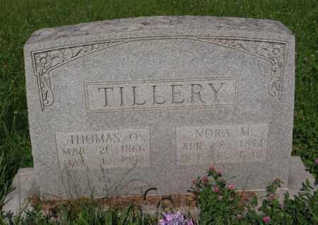 TILLERY, THOMAS O - Knox County, Tennessee | THOMAS O TILLERY - Tennessee Gravestone Photos