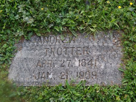 TROTTER, ANDREW G - Knox County, Tennessee | ANDREW G TROTTER - Tennessee Gravestone Photos