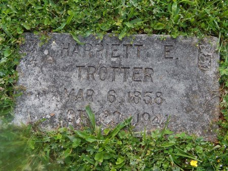 AMIS TROTTER, HARRIETT E - Knox County, Tennessee | HARRIETT E AMIS TROTTER - Tennessee Gravestone Photos
