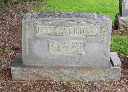 FITZPATRICK, ROBERT AUSTIN - Lauderdale County, Tennessee | ROBERT AUSTIN FITZPATRICK - Tennessee Gravestone Photos