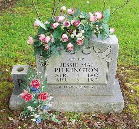 PILKINGTON, JESSIE MAI - Lauderdale County, Tennessee | JESSIE MAI PILKINGTON - Tennessee Gravestone Photos