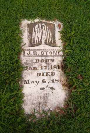 STONE, J R - Lauderdale County, Tennessee   J R STONE - Tennessee Gravestone Photos
