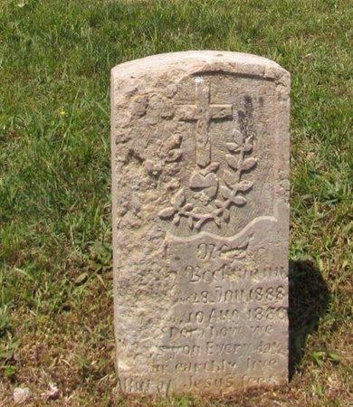 BECKMAN, DORA - Lawrence County, Tennessee | DORA BECKMAN - Tennessee Gravestone Photos