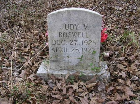 BOSWELL, JUDY V. - Lawrence County, Tennessee | JUDY V. BOSWELL - Tennessee Gravestone Photos