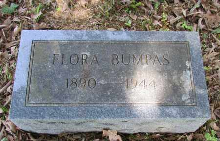 BUMPAS, FLORA - Lawrence County, Tennessee   FLORA BUMPAS - Tennessee Gravestone Photos