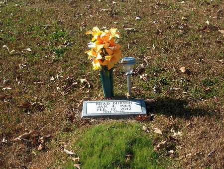 BURTON, BRAD - Lawrence County, Tennessee   BRAD BURTON - Tennessee Gravestone Photos