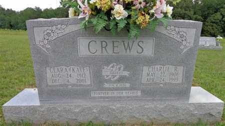 "CREWS, CLARA ""KATE"" - Lawrence County, Tennessee 