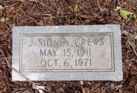 CREWS, J. SIDNEY - Lawrence County, Tennessee | J. SIDNEY CREWS - Tennessee Gravestone Photos