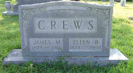 CREWS, JAMES M. - Lawrence County, Tennessee | JAMES M. CREWS - Tennessee Gravestone Photos