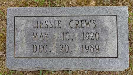 CREWS, JESSIE - Lawrence County, Tennessee | JESSIE CREWS - Tennessee Gravestone Photos