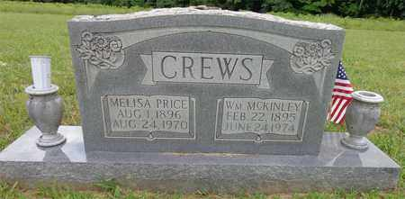 CREWS, MELISA - Lawrence County, Tennessee | MELISA CREWS - Tennessee Gravestone Photos