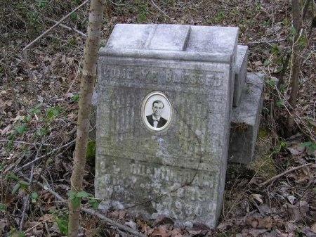 "CUNNINGHAM, J. ALONZO ""LON"" - Lawrence County, Tennessee | J. ALONZO ""LON"" CUNNINGHAM - Tennessee Gravestone Photos"