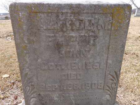 FLIPPO, ALFRED MCKINNEY - Lawrence County, Tennessee | ALFRED MCKINNEY FLIPPO - Tennessee Gravestone Photos