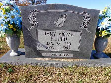 FLIPPO, JIMMY MICHAEL - Lawrence County, Tennessee | JIMMY MICHAEL FLIPPO - Tennessee Gravestone Photos