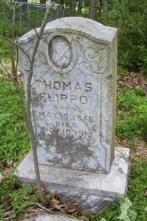 FLIPPO, THOMAS JR. - Lawrence County, Tennessee | THOMAS JR. FLIPPO - Tennessee Gravestone Photos