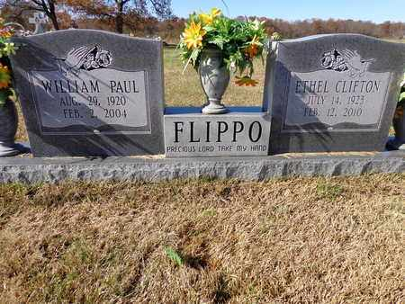 FLIPPO, WILLIAM PAUL - Lawrence County, Tennessee | WILLIAM PAUL FLIPPO - Tennessee Gravestone Photos