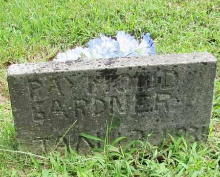 GARDNER, RAYMOND - Lawrence County, Tennessee | RAYMOND GARDNER - Tennessee Gravestone Photos