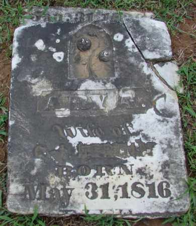 HERRIN, ARY A. - Lawrence County, Tennessee | ARY A. HERRIN - Tennessee Gravestone Photos