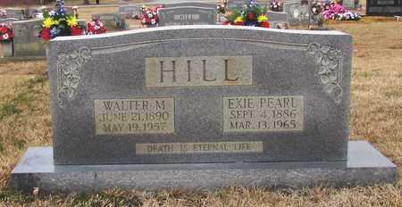 HILL, EXIE PEARL - Lawrence County, Tennessee | EXIE PEARL HILL - Tennessee Gravestone Photos