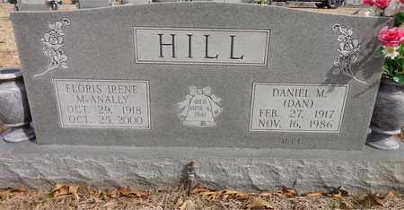 HILL, FLORIS IRENE - Lawrence County, Tennessee | FLORIS IRENE HILL - Tennessee Gravestone Photos