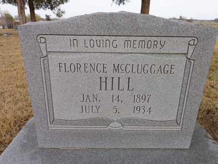 HILL, FLORENCE - Lawrence County, Tennessee   FLORENCE HILL - Tennessee Gravestone Photos