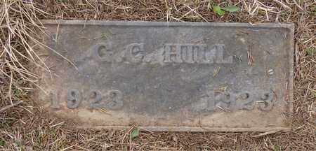 HILL, G. C. - Lawrence County, Tennessee   G. C. HILL - Tennessee Gravestone Photos